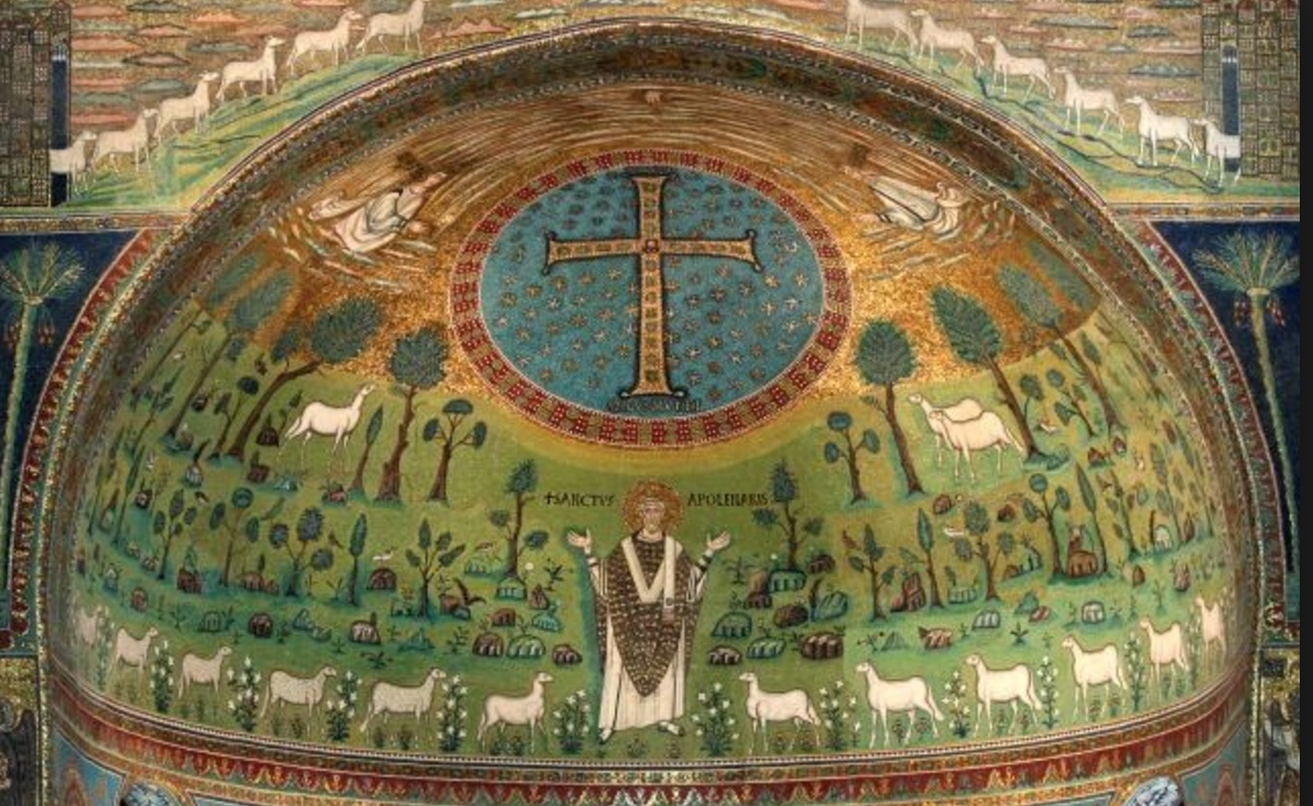 St Apollinaris in Ravenna
